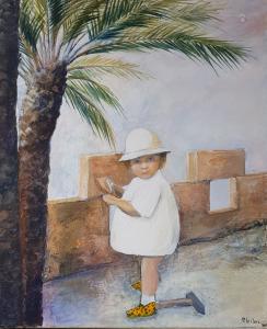 peinture Patricia Le Clerc
